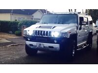 2003 Hummer H2 **Bespoke Exhaust System** Cheapest in UK