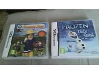 2 Nintendo DS Games.