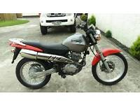 Honda City Fly 125