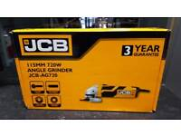 Jcb 115mm 720w Angle Grinder
