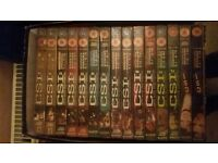 CSI Boxset read description