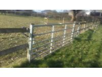 Farm gates and hanging posts