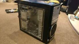 ICute Gaming PC Case + 500w Modular Power Supply