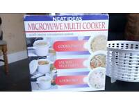 Microwave multi cooker £15 ono