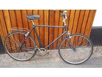 Vintage bycicle (old) (lesure)