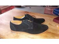 Topman suede shoes, size 12