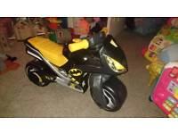 Batman Ride-on kids bike