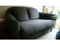 Perfect condition HABITAT couch - 1 year old
