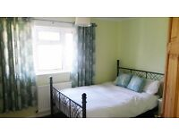 Newly decorated Spacious Double in Lovely Leafy Close