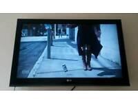 LG Full HD LED TV 37LK450U + Stand Base and Wall Mount