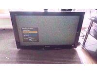"Panasonic 42"" Full HD 1080p Freeview LCD TV £85"