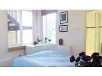 **MON - FRI ONLY** bright double ensuite room in Chiswick. Free parking / excellent transport links