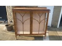 China Cabinet with 2 glass shelves