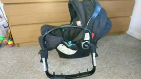 Graco car seat 0+
