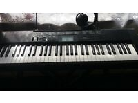 Electronic keyboard Cassia