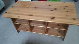 Coffee table. Used