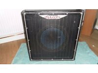 Ashdown ABM 1x15 300 watt 8 Ohm Bass Cabinet