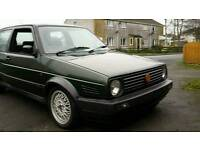 Mk2 golf gti project swap for vw t4 why