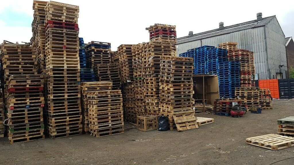 Pallet business for sale GREAT OPPORTUNITY!!! | in ...