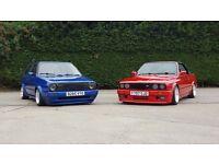 ✨STUNNING E30 325i CAB✨