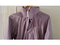 Berghaus Ladies Jacket size 10 - as new condition.
