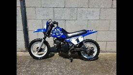 Yamaha pw 50 rep
