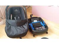 Vennici car seat black and isofix