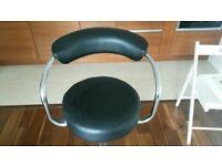 2x Modern Bar Chairs