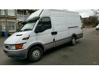 Iveco daily 2.8 mwb 35s11 13 months mot