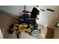 Wheelchair - Kymco Vivio Powerchair 2016 - Only used for 3 weeks