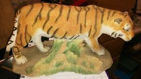 Tiger Walking - Collectible Sheratt and Simpson Ornament