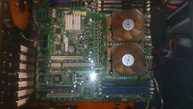 8 Core AMD Server Motherboard and Ram