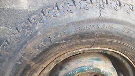 Mini steel wheels