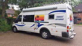 Ford Transit Explorer ELWB Motorhome URGENT SALE by end of February