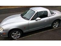 Mazda MX5 1.6 Petrol 2002