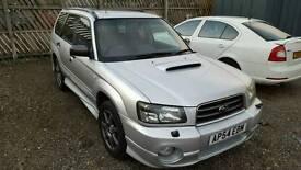 Subaru Forester 2.5XT Manual