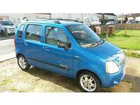 2003 '03' Suzuki Wagon R+ S-Limited 1.3 for sale.