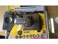 Yale BS3621 Door Lock Night Latch