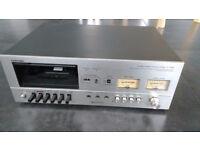 Toshiba PC-3060 stereo cassette deck