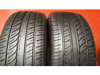 255 50 19 2 x tyres Jinyu YU 61