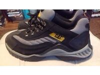 CAT SAFETY TRAINERS SIZE 6
