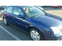 2005 VAUXHALL VECTRA 1.8L* 12 MONTHS MOT*FULL SERVICE HISTORY*LOW MILEAGE*TIMING BELT DONE