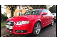 Fantastic Audi A4 2.0 - Long Mot