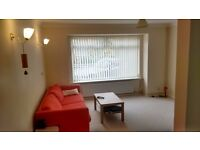 An attractive double room available in a 3 bedroom semi-detached house.