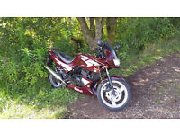 KAWASAKI GPZ500S 1998 SWAP FOR CHOPPER