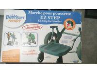 Universal stroller extension