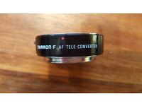 Tamron 1.4 AF Tele Converter