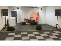 Rent Rehearsal Studio Band Space Community Meeting Room Dance Theatre Hire Worthing Brighton Sussex