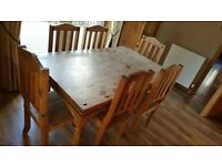 House Clearance - Everything Must Go (Dining Room Furniture) Sold Individually or Altogether