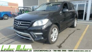 2012 Mercedes-Benz M-Class ML 350 BlueTEC DIESEL AWD SUV